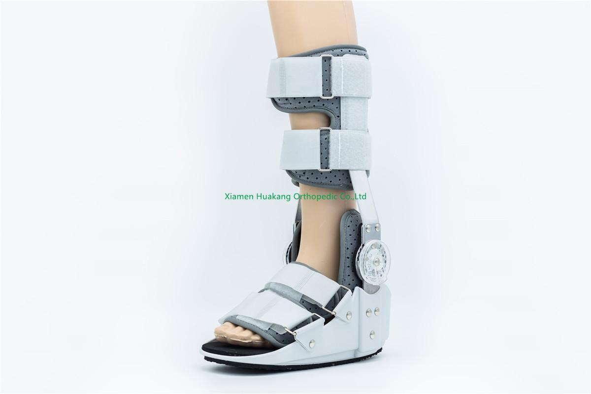 gel and roam walking boot with rotary system
