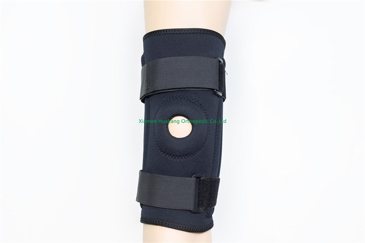 aluminum flexible uprights KNEE STRAPS