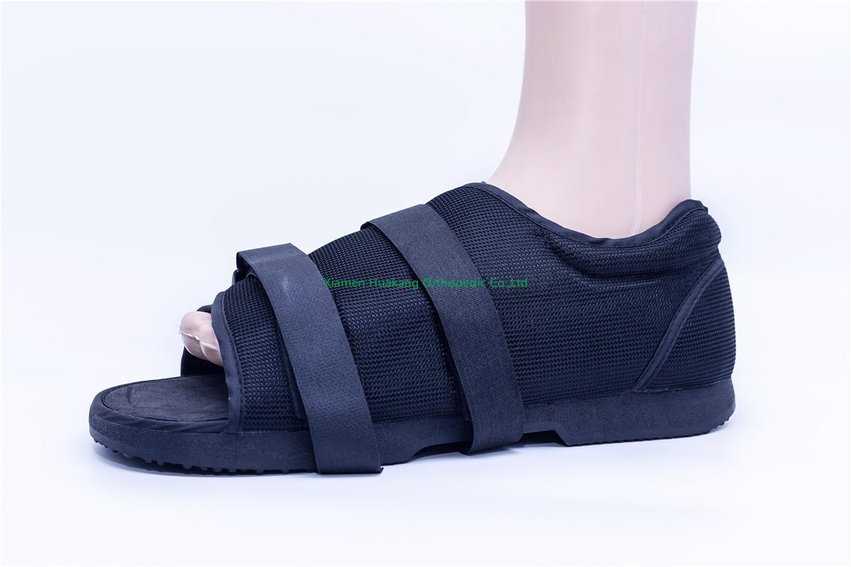 cast shoes for post operative supports