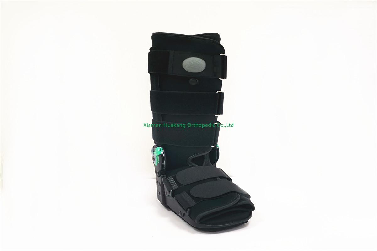 inflatable ROM walking BOOTS WARKER BRACE